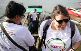 SOLACE is born Written by Lisa Dikomitis