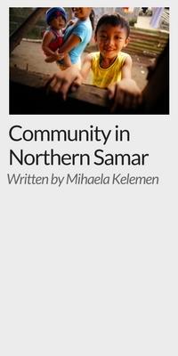 Community in Northern Samar