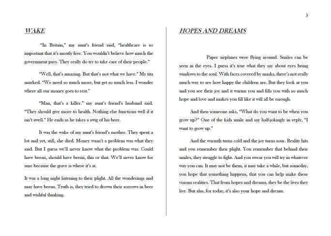 Short story Sai (1)